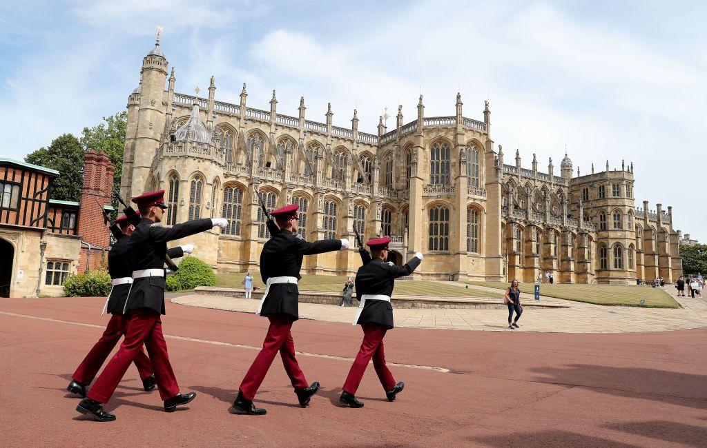 Royal Residency Reopening - Windsor Castle