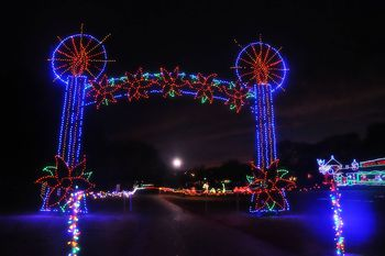 yukon christmas in the park - Chickasha Christmas Lights