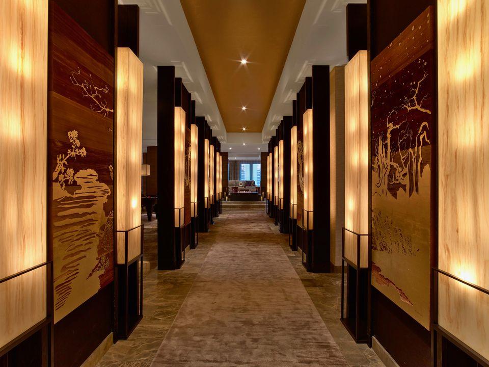Nonu Hotel Caesar Las Vegas deisgn