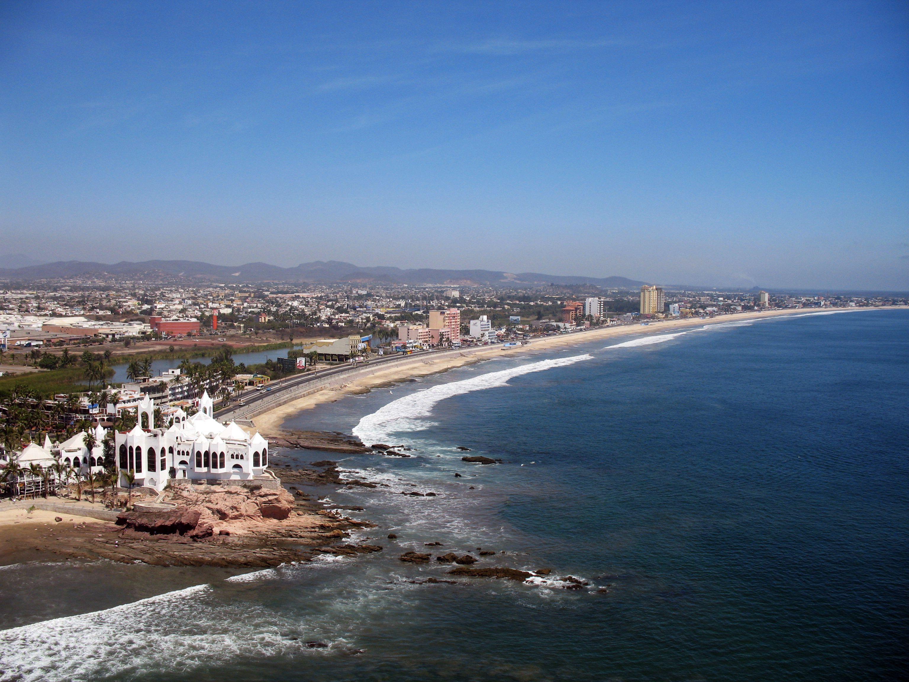 Mazatlan Beachfront