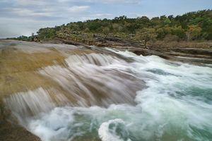 Pedernales Falls, Pedernales Falls State Park, Texas, USA