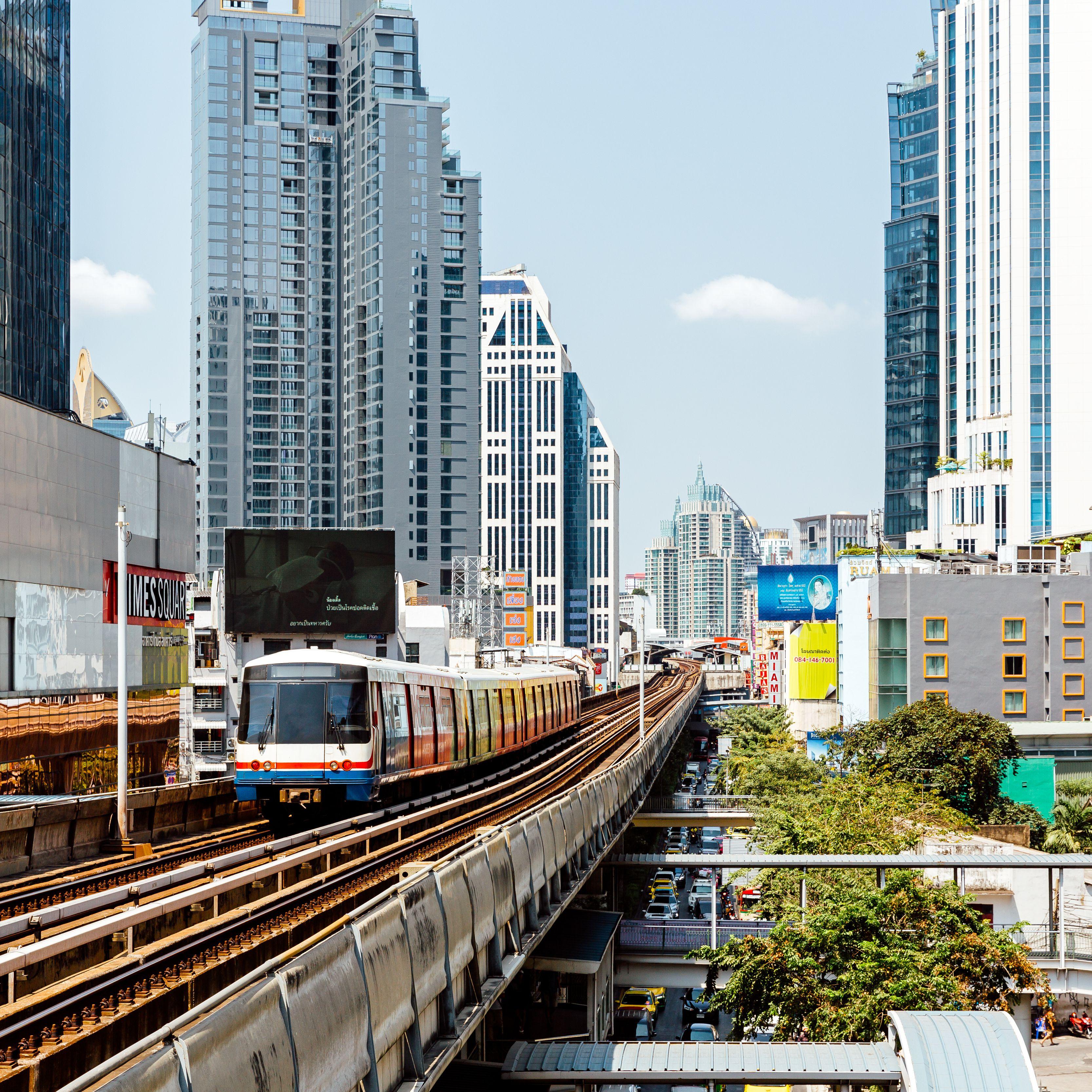 Getting Around Bangkok: Guide to Public Transportation