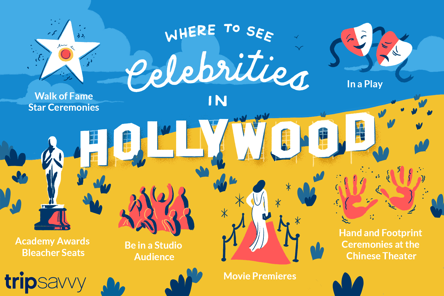 Where to See Celebrities in Hollywood