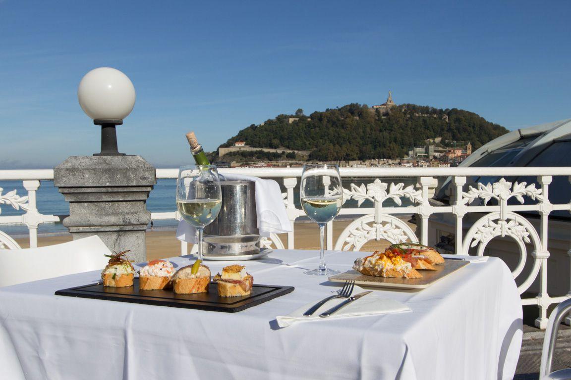 Rebaja fuga Residente  Top 10 Restaurants in San Sebastián