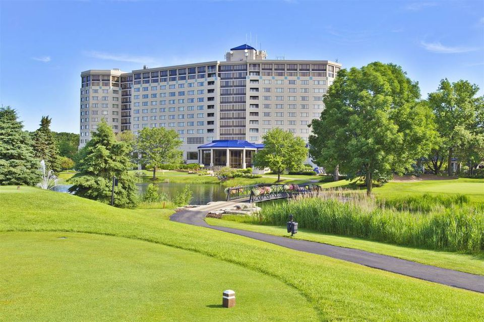 Oak Brook Hills Golf Resort, Oak Brook, Illinois