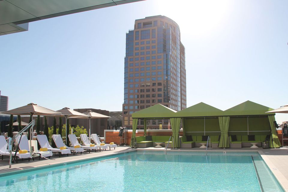 Hotel Palomar en el centro de Phoenix