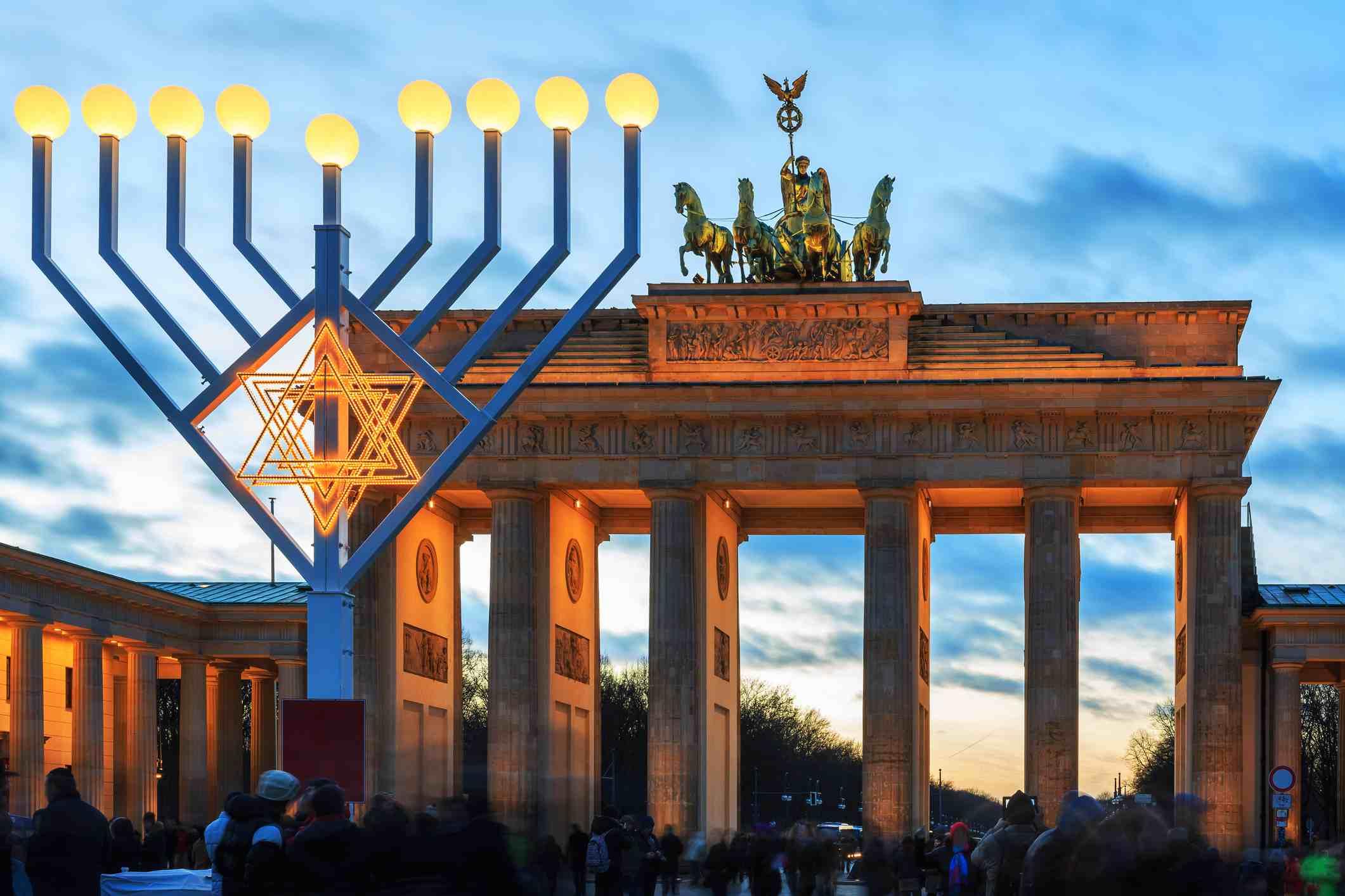 Berlin Hanukkah