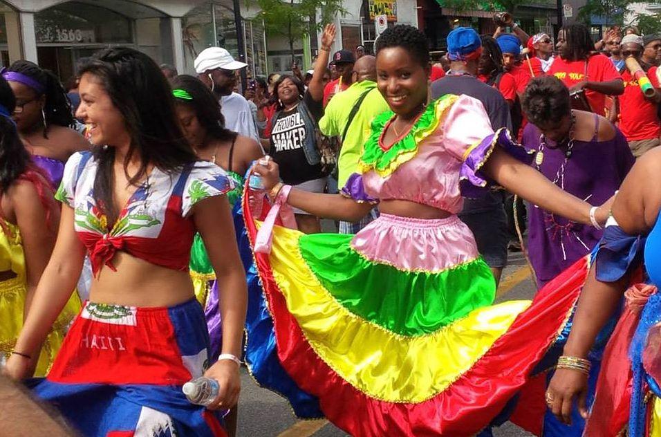 Haïti en Folie parade