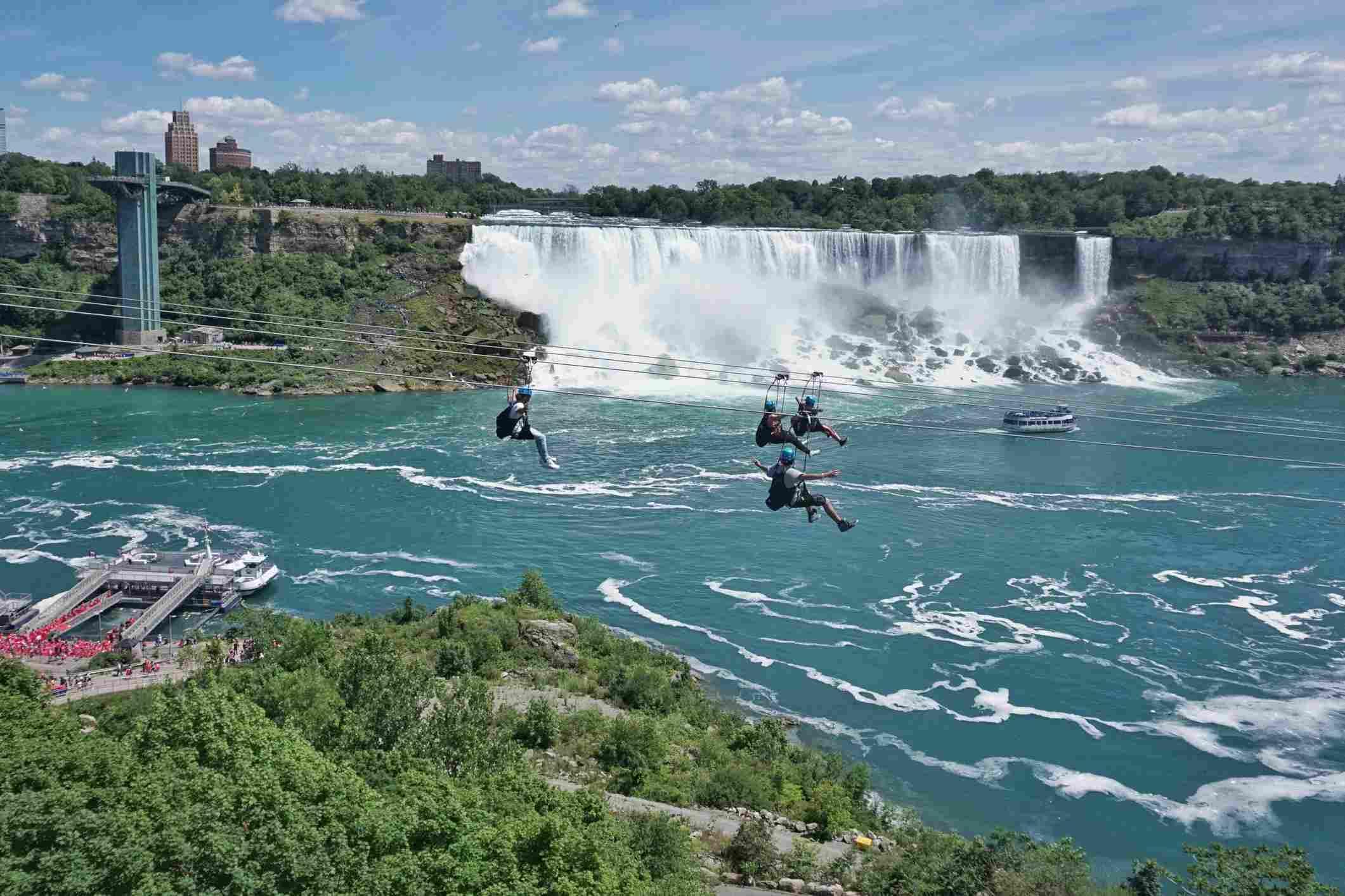Visitors Guide To Niagara Falls Canada