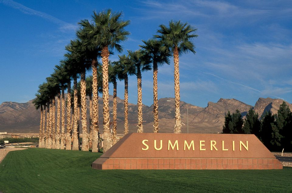 Summerlin in Las Vegas