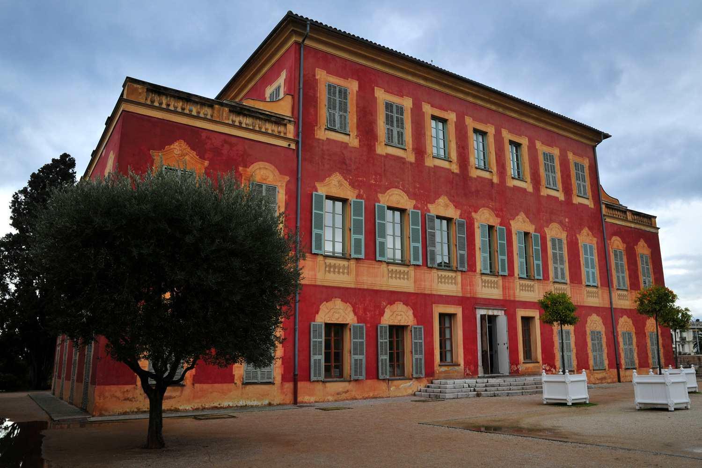 Exterior del Museo Matisse