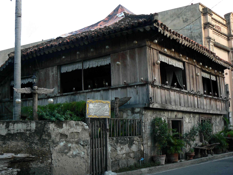 Yap-Sandiego House in Parian, Cebu