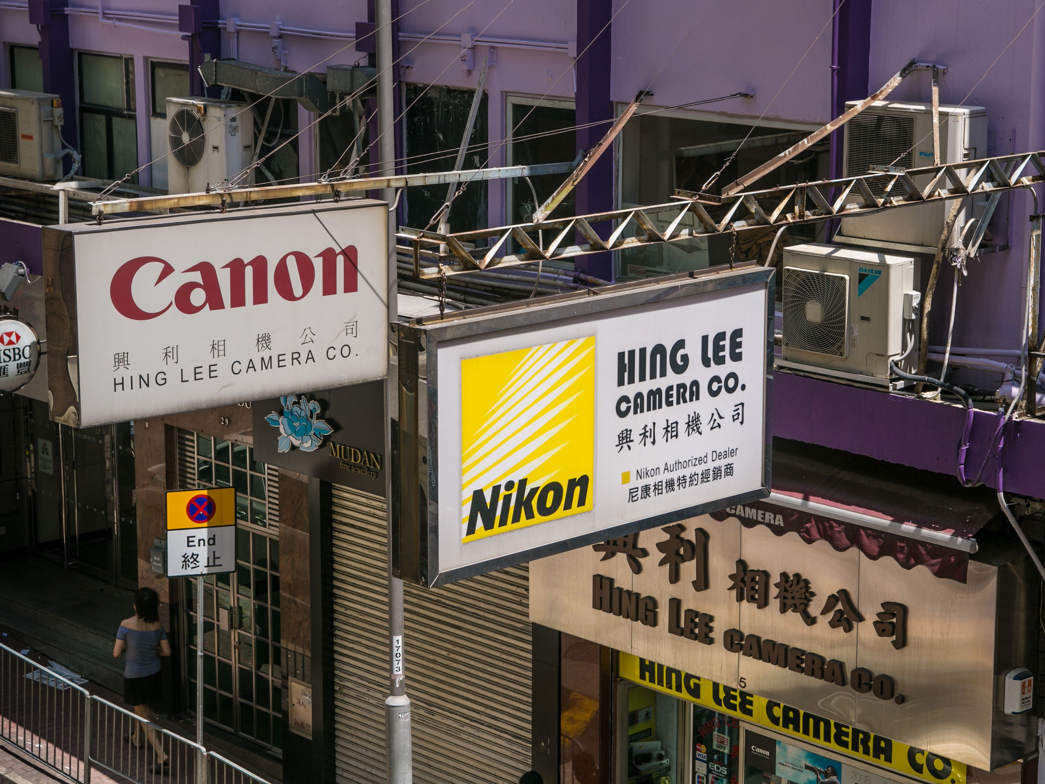 Tips on Buying a Camera in Hong Kong