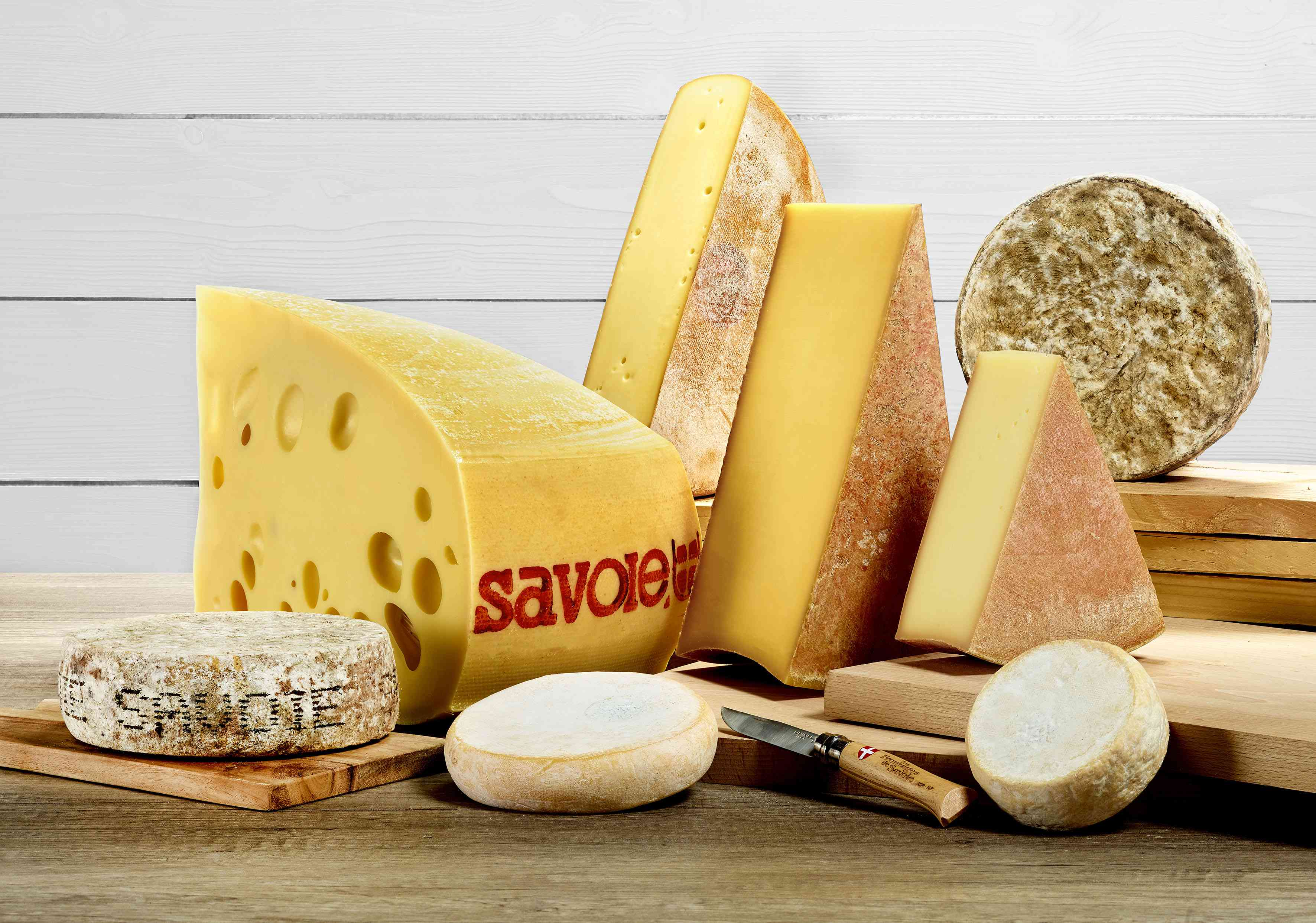 The 8 traditional cheeses of Savoie, France
