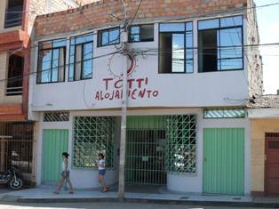 Peruvian alojamiento