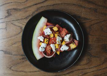 Opa's watermelon salad