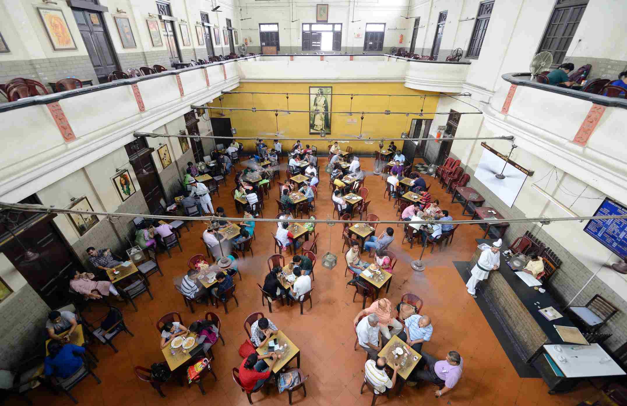 Indian Coffee House, Kolkata.