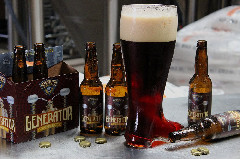 Metropolitan Brewing