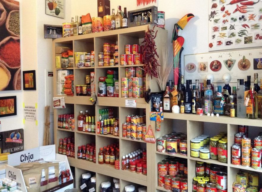 how to make mexican food in berlin. Black Bedroom Furniture Sets. Home Design Ideas