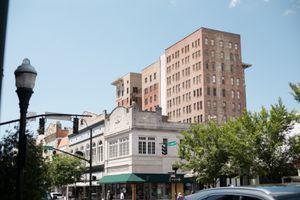 Downtown Savannah, GA