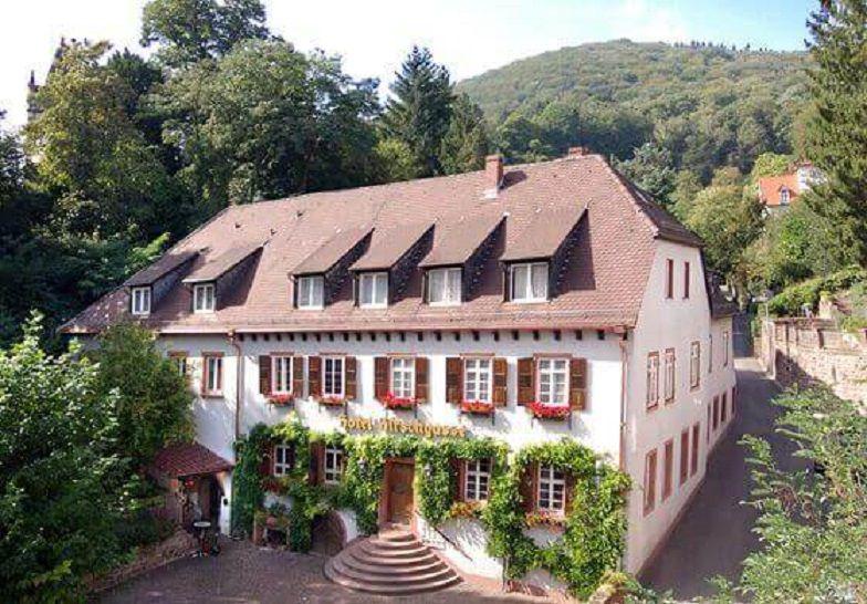 Heidelberg Hotel die Hirschgasse