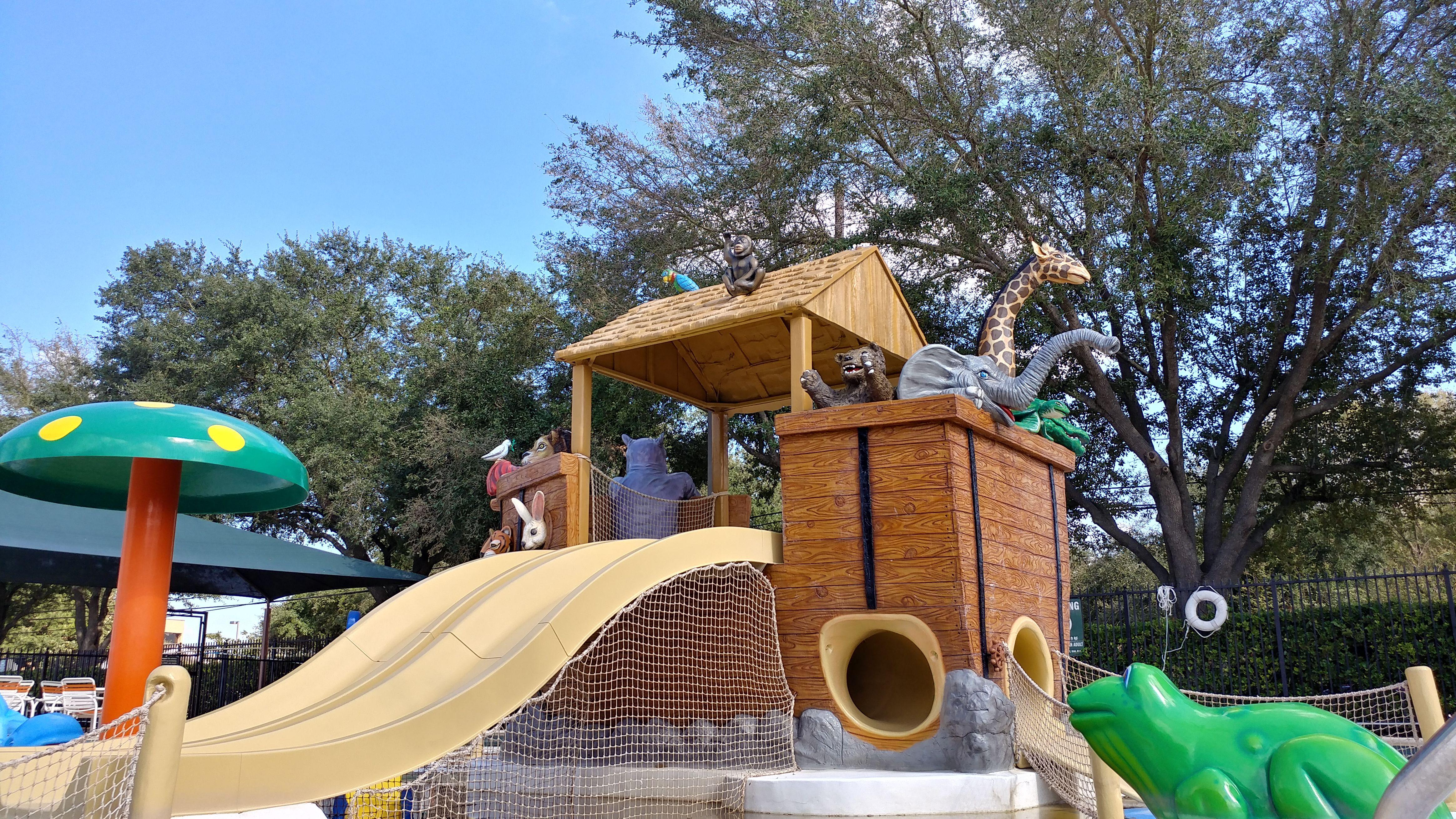 Noah's Ark Pool, Houston