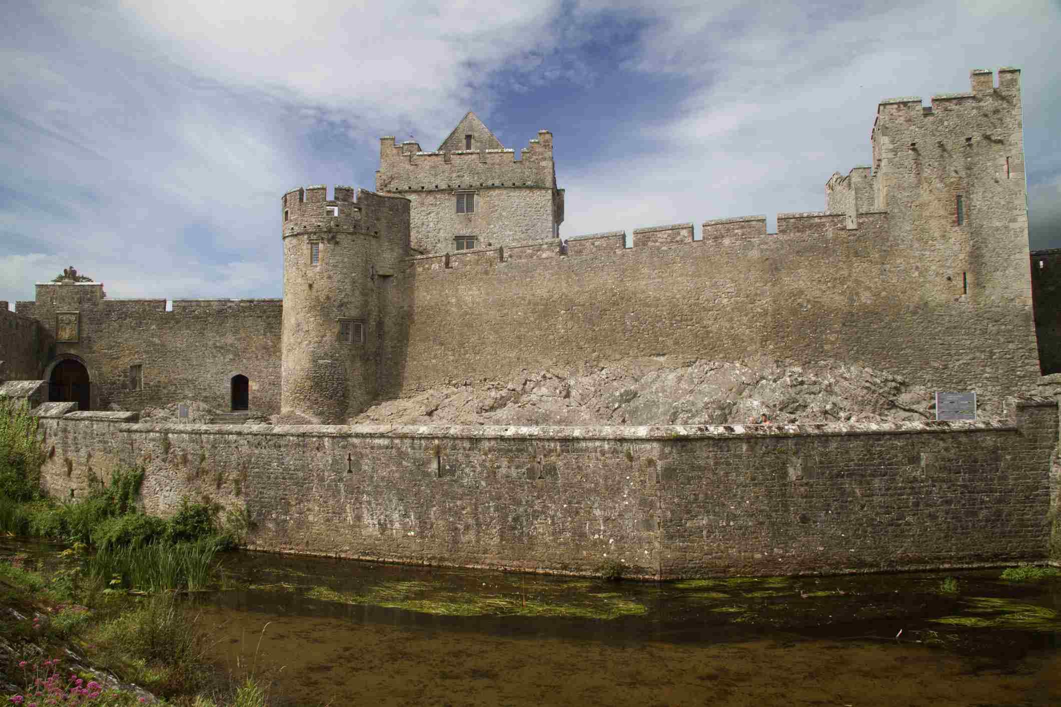 Castillo de Cahir en Tipperary, Irlanda