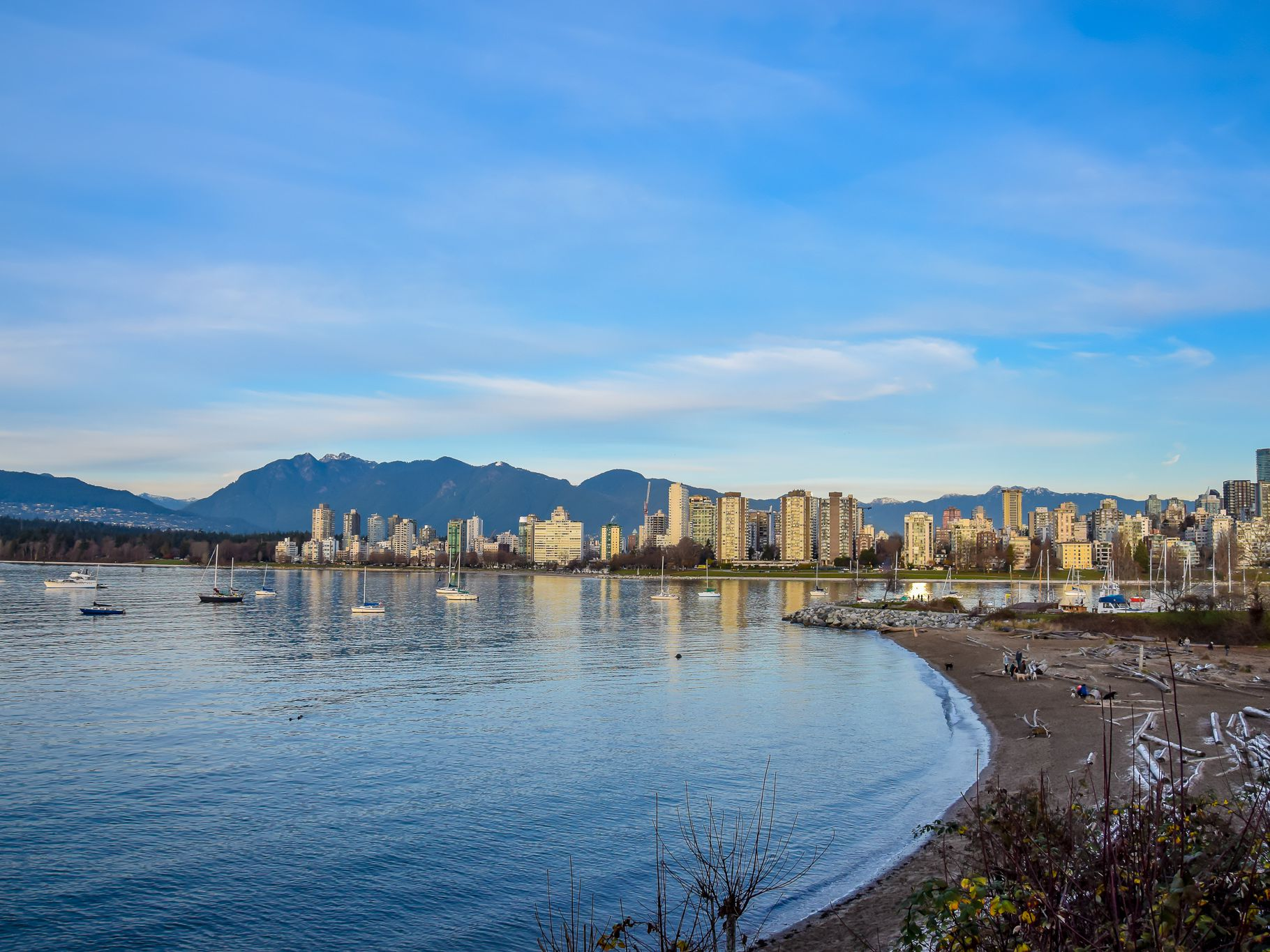 Discover English Bay Beach In Vancouver Bc