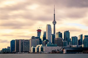 Toronto-skyline