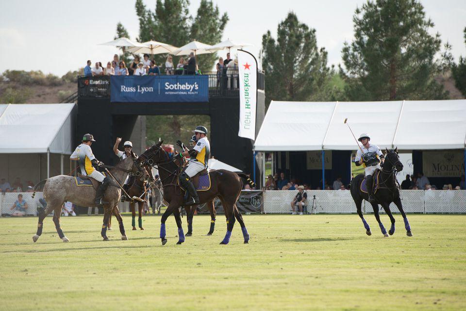 Bentley Scottsdale Polo Championships