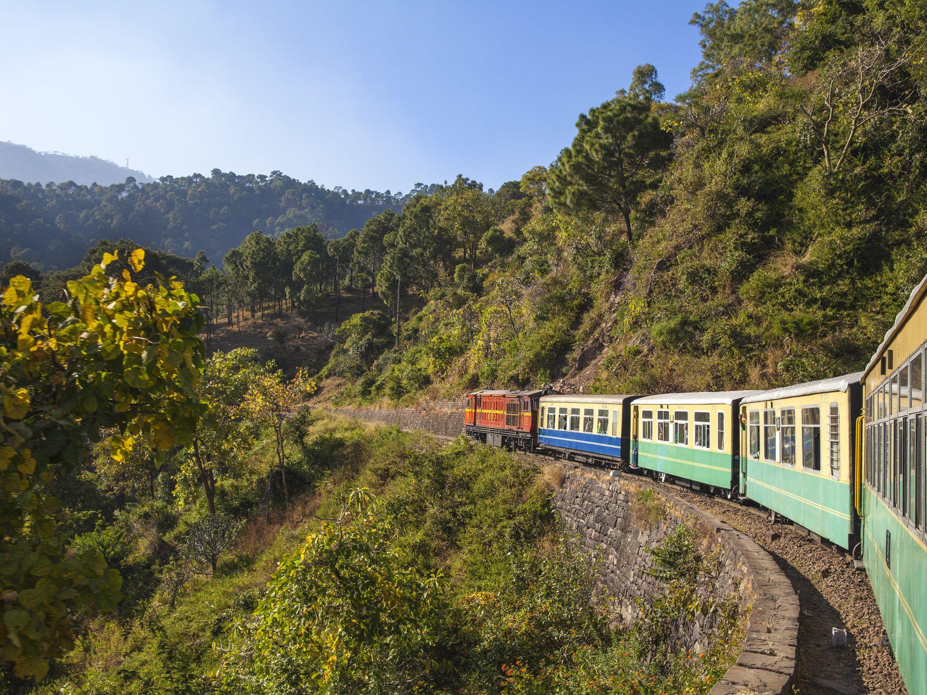Kalka Shimla Railway: Toy Train Travel Guide