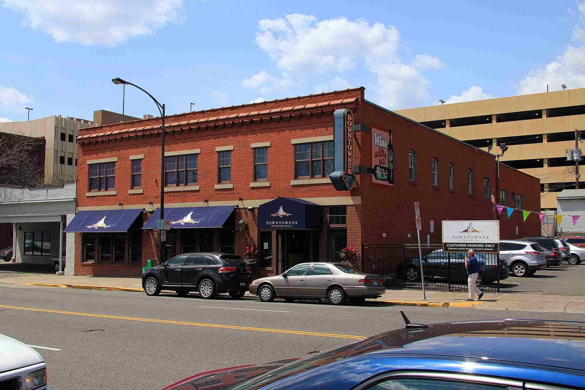 St Paul Restaurants And Bars Near Xcel Energy Center
