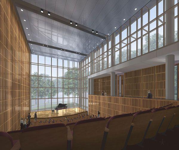 Cleveland Institute of Music Kulas Hall