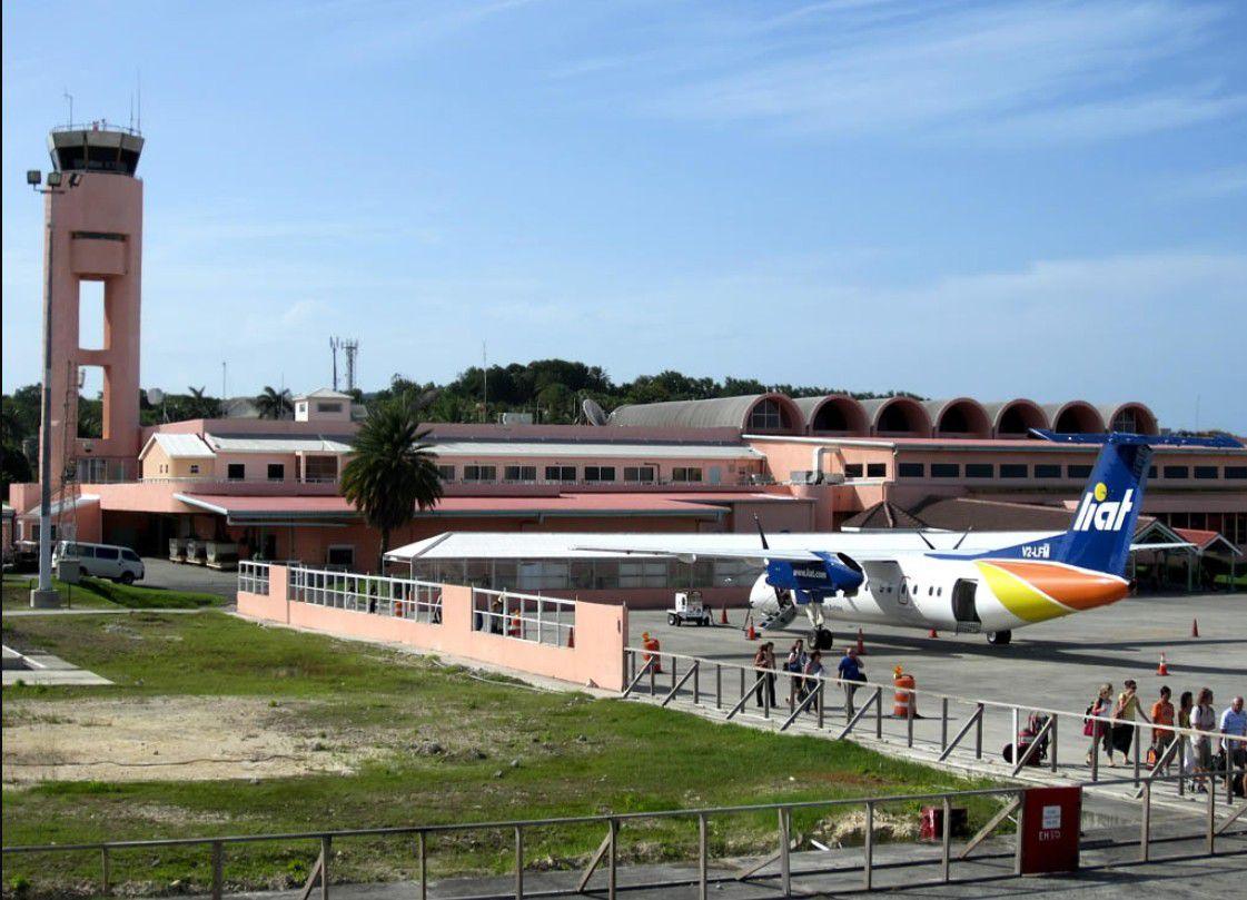 VC Bird Airport
