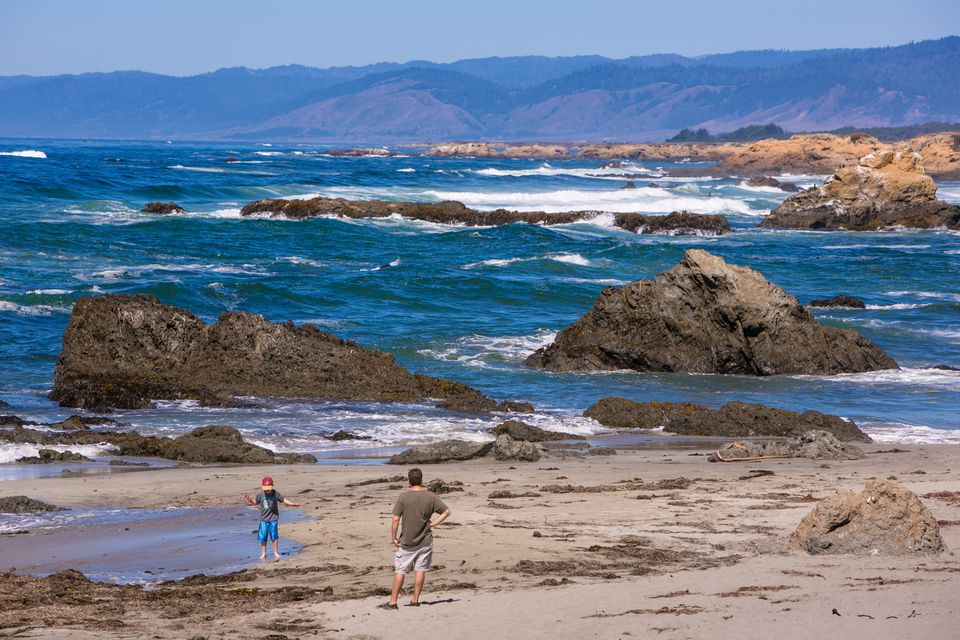 Exploring Mendocino County's Coastal Charms