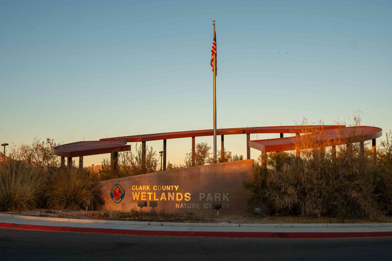 Clark County Wetlands Park, Las Vegas