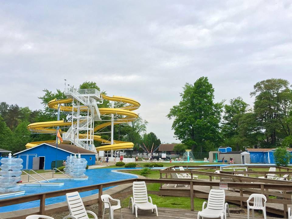 Conneaut Lake Park Splash City Water Park