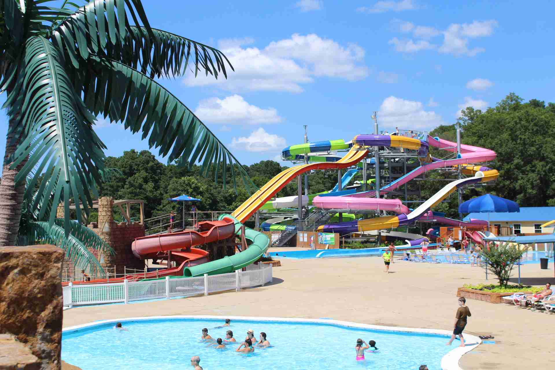 Splash Kingdom Shreveport water park