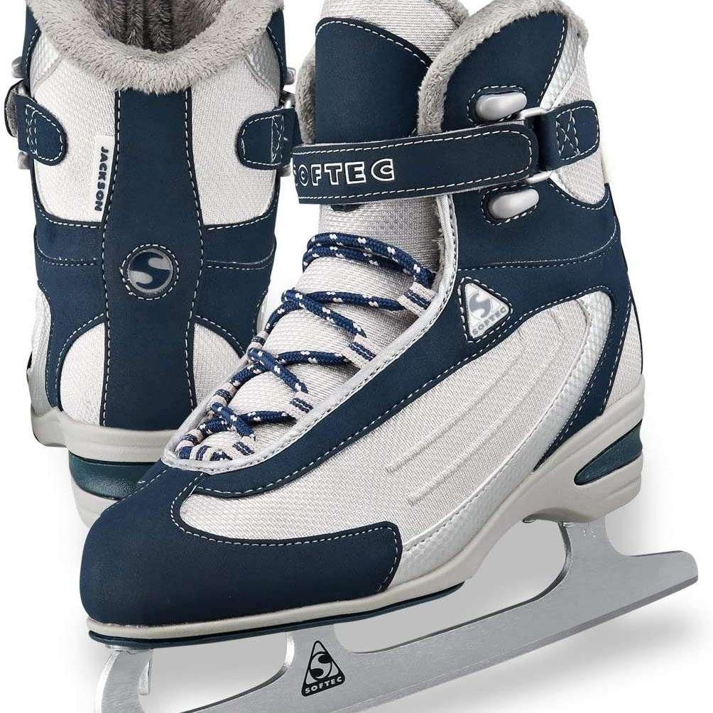 Girls Jackson Ultima Classique Series Ice Skates for Women and Boys Men