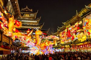 Chinese New Year / Spring Festival