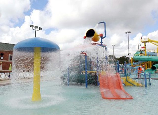Sulphur Parks & Recreation Waterpark in Louisiana