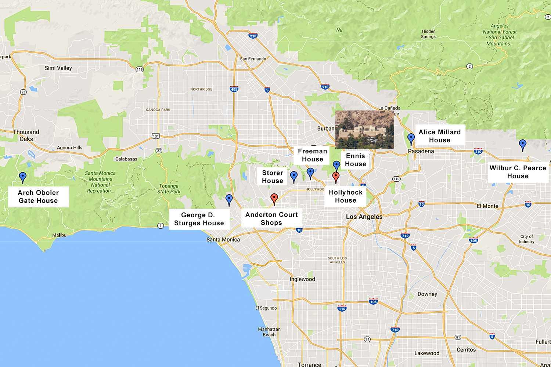 Ennis House Frank Lloyd Wright In Los Angeles