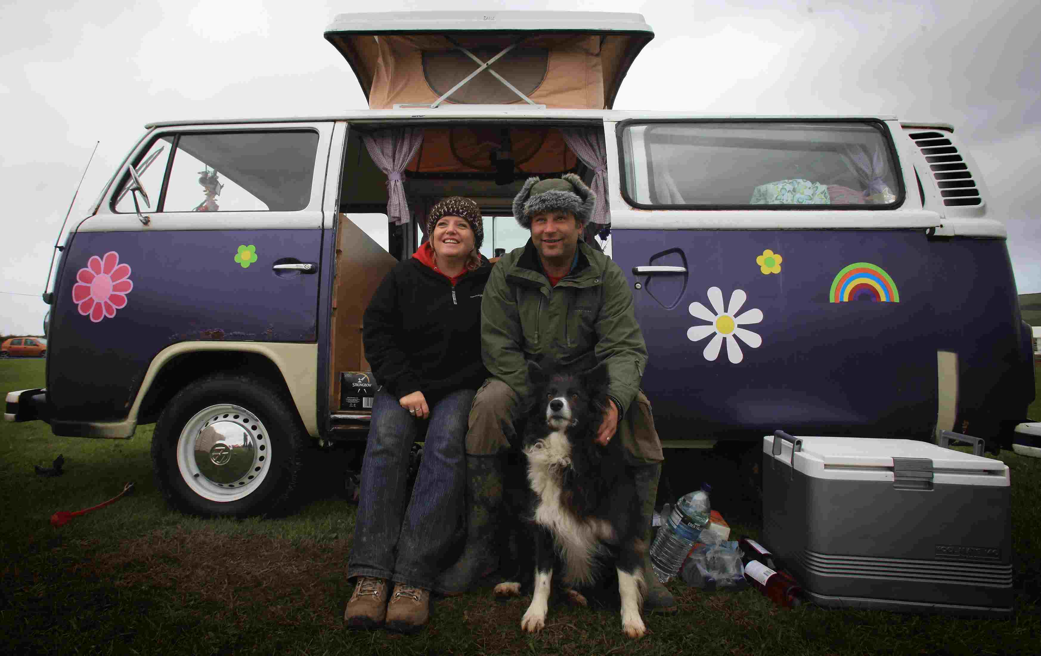 RVing with our best friend