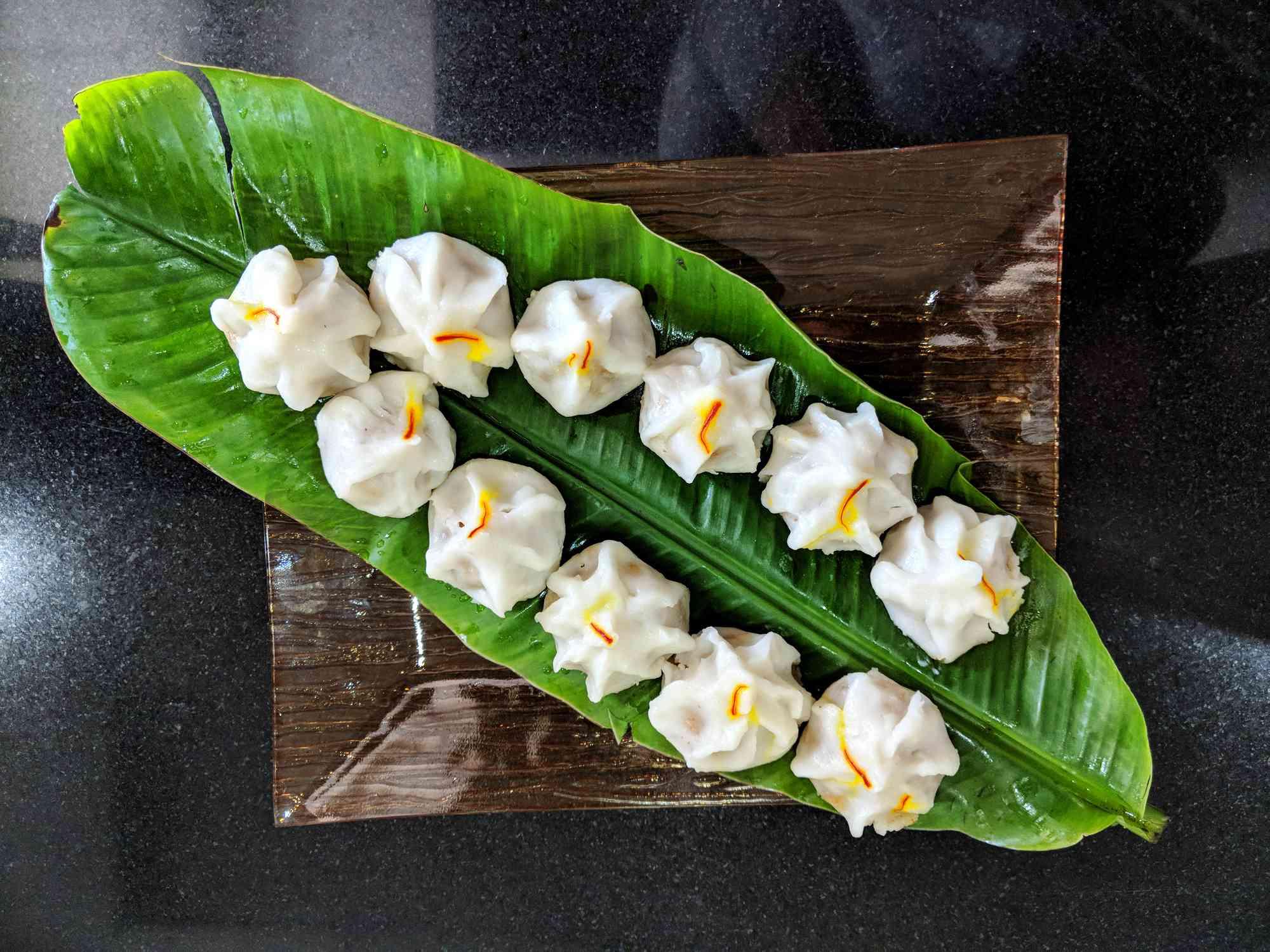 Modak a sweet Indian dumpling