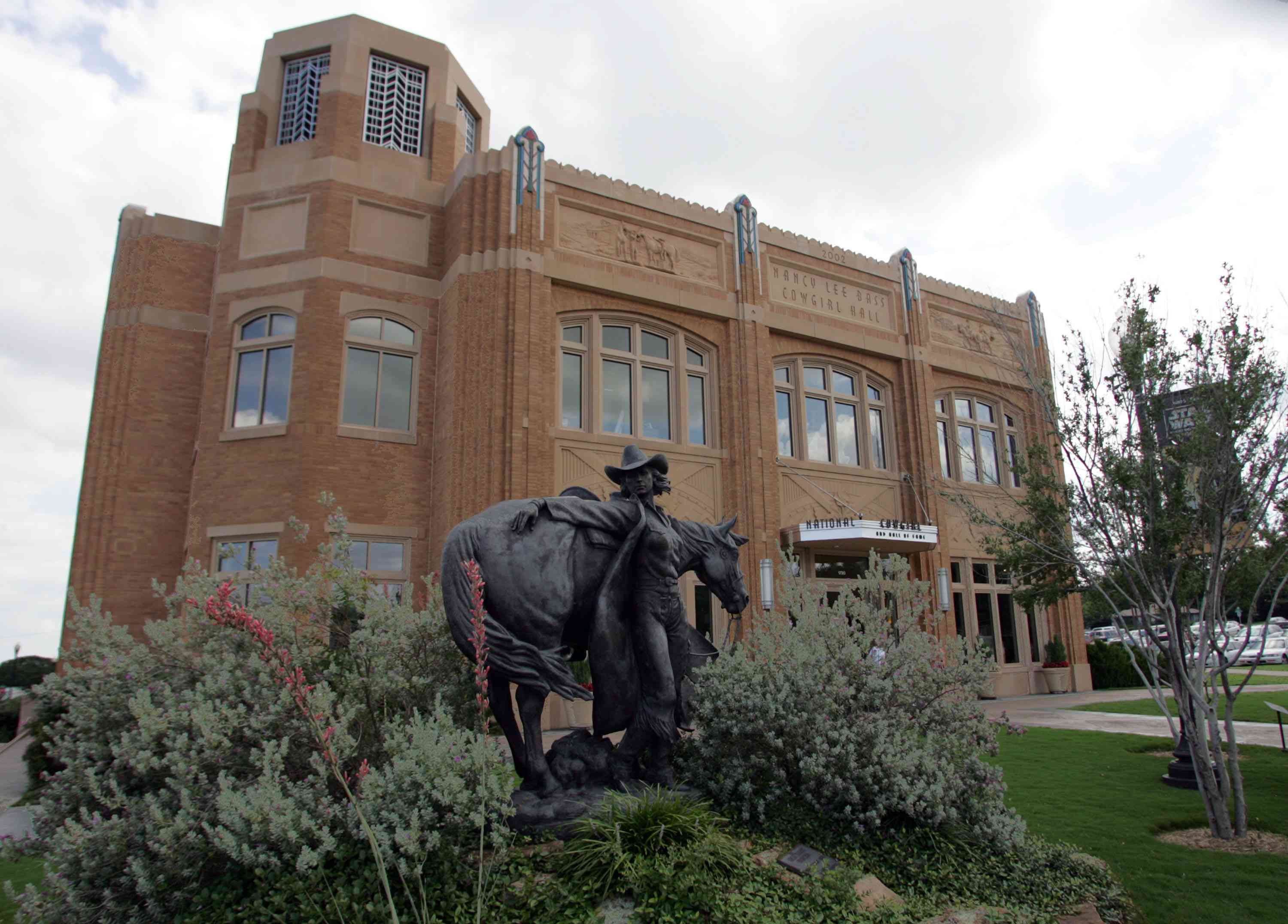 USA - Museums - Cowgirl Museum and Hall of Fame