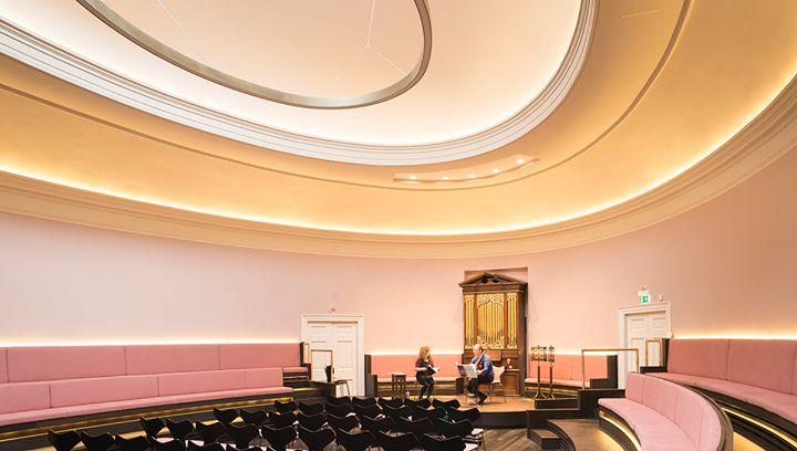 St. Cecilia's Hall at the University of Edinburgh