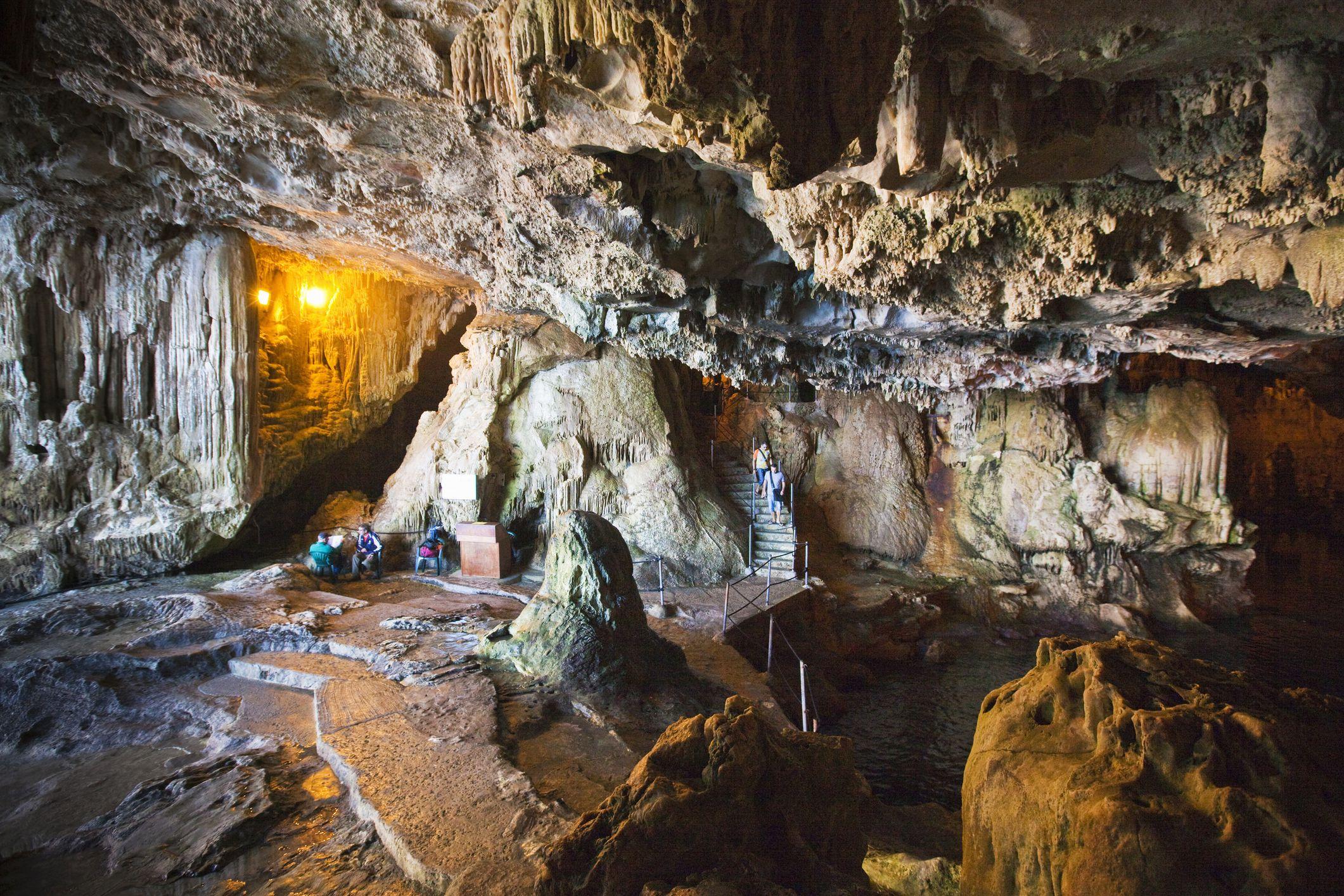 Neptune's Caves