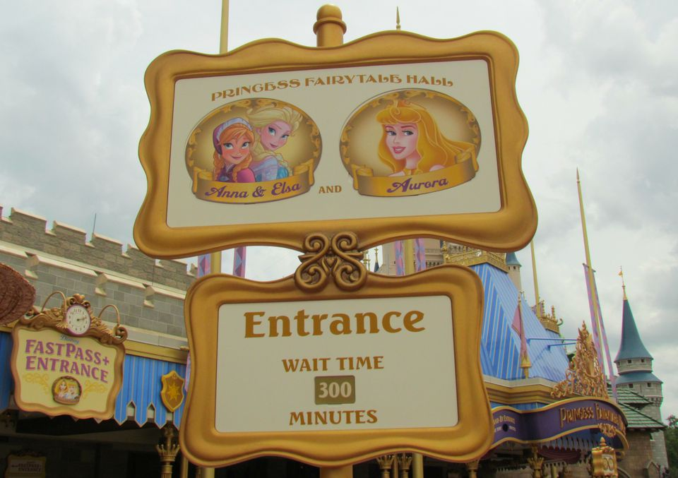 Game Plan for Meeting Elsa and Anna at Disney World