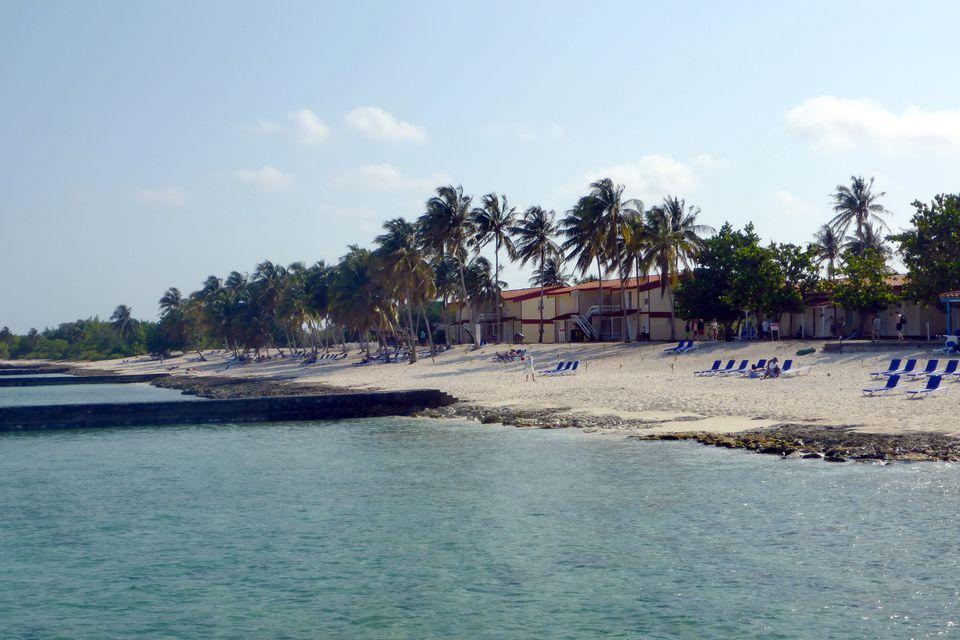 Playa María La Gorda en Cuba