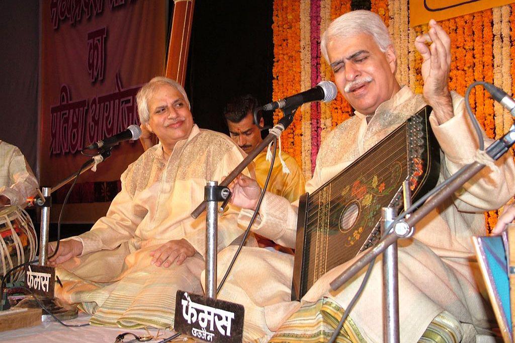 Performance at Kalidasa Academy.